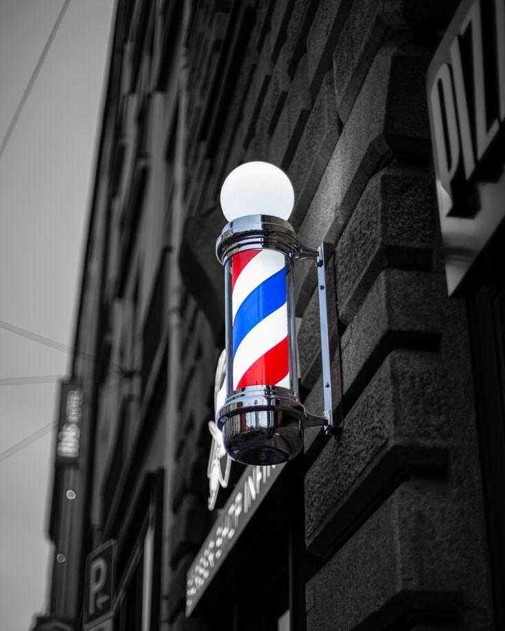 Barbers Pole Beards Barber Pole Barber Shop Decor Barber Shop Vintage