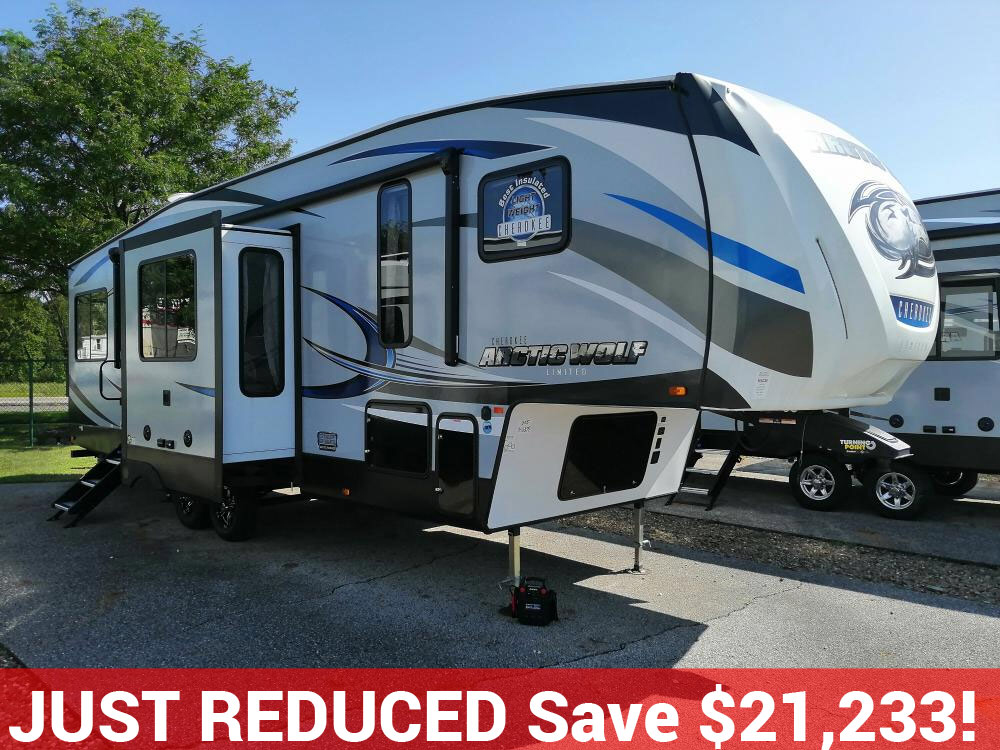 All Seasons RV in Streetsboro, Ohio is your top choice for