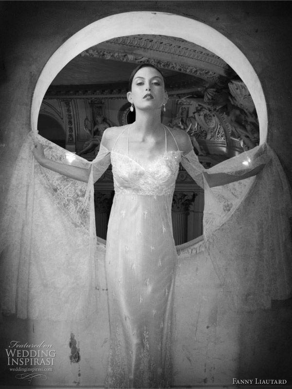 Fanny Liautard 2011 Bridal Collection