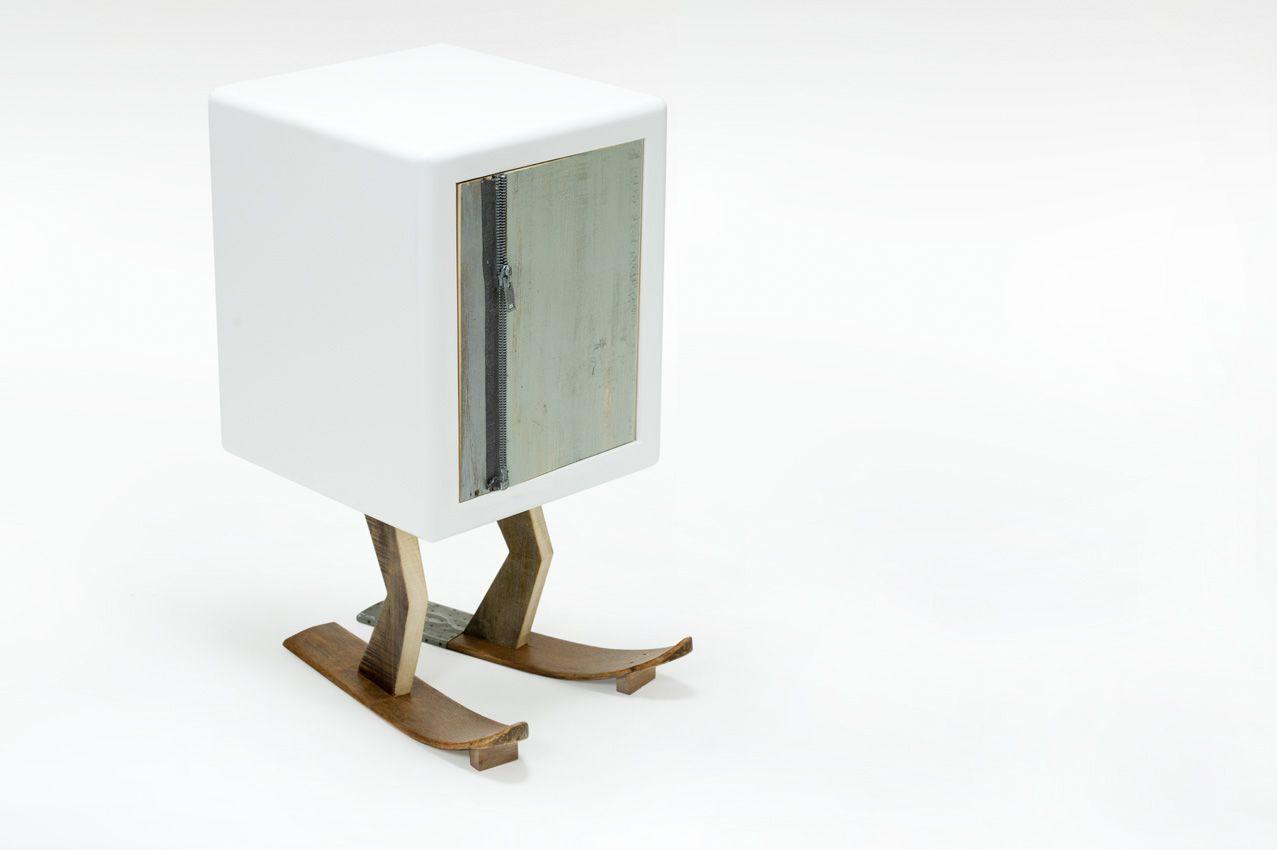 Riciclo mobili ~ Pupazzo#21 skiing #legnodirecupero #riciclo #riutilizzo #mobili