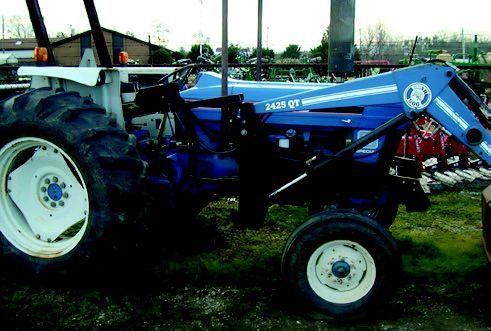 Ford 5610 Tractor - Farm Equipment Va, Sc NC