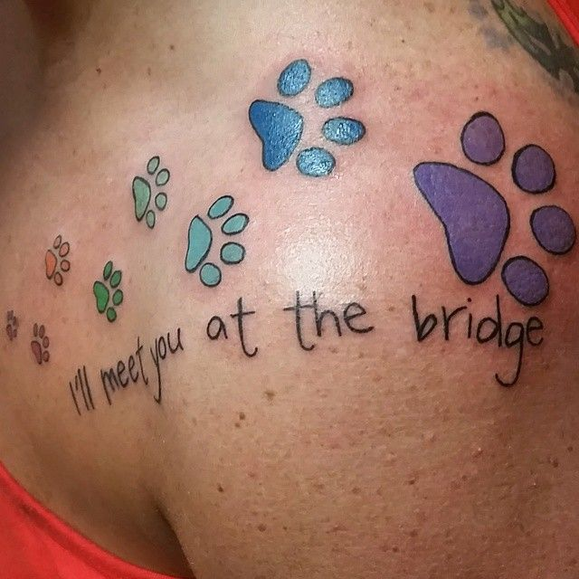 Tattoo Journal The New Way To Design Your Body 65 Best Paw