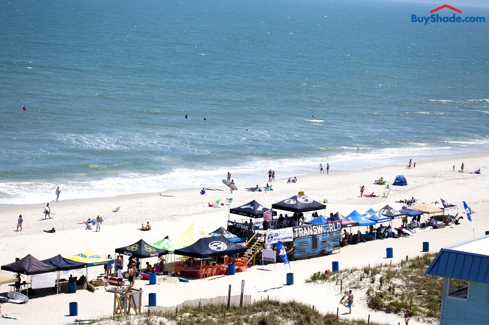 Popular for beach use canopies are a staple at surf contests around the world. : tents for beach use - memphite.com