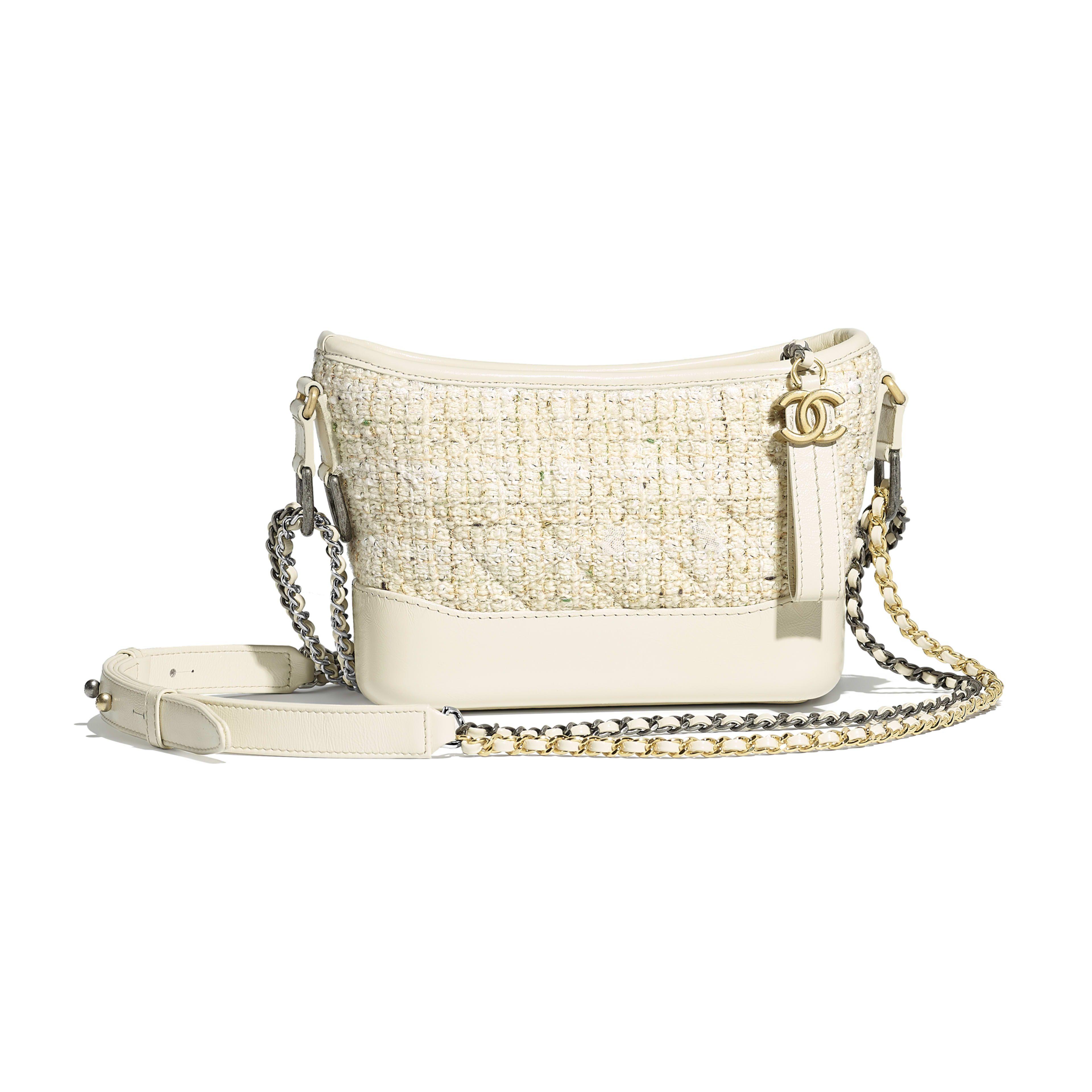 bb094786e2cc CHANEL S GABRIELLE Small Hobo Bag Tweed