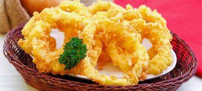 Resep Onion Ring Sederhana Dan Cara Membuatnya Resep Masakan Bumbu Dan Rempah Makanan