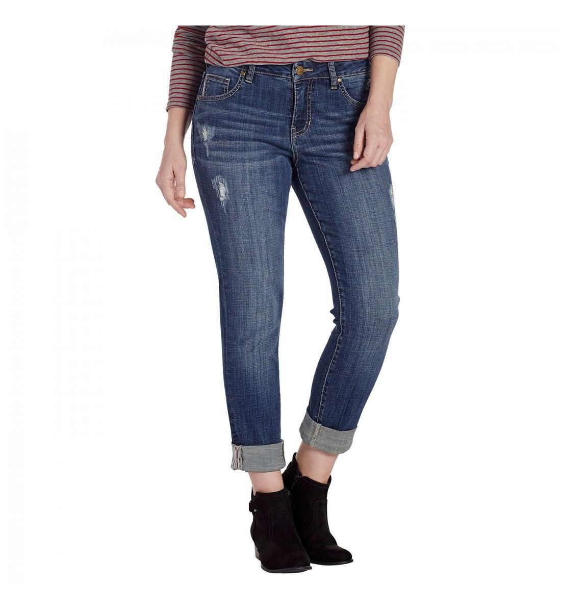 7c0c3f7868f29 JAG JEANS Carter Girlfriends Jeans
