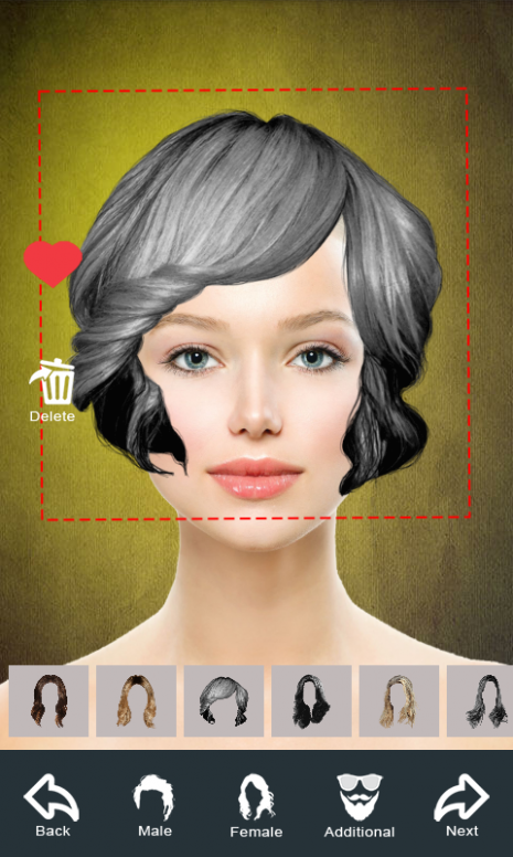 Black Hairstyle App For Android In 2020 Hair Changer Hairstyle App Virtual Makeover