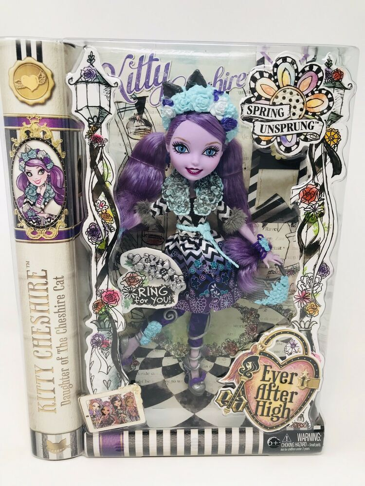 Remarkable Ever After High Spring Unsprung Cerise Hood Doll Ebay Machost Co Dining Chair Design Ideas Machostcouk