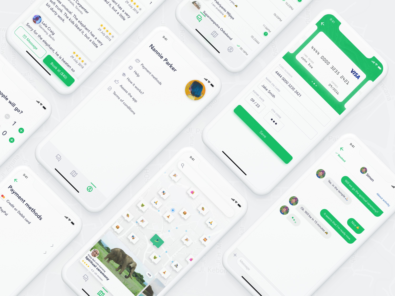 Yonder - Outdoor Adventures app for ios – Review ... |Yonder App