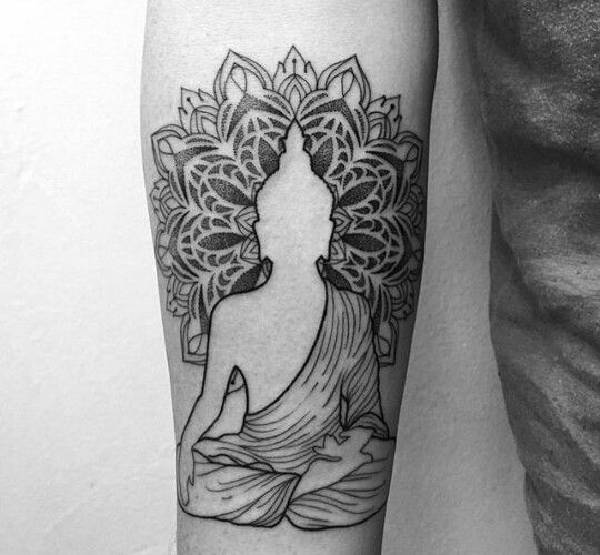 Pin by Elysha Lloyd on Tattoos | Buddha tattoos, Zen ...