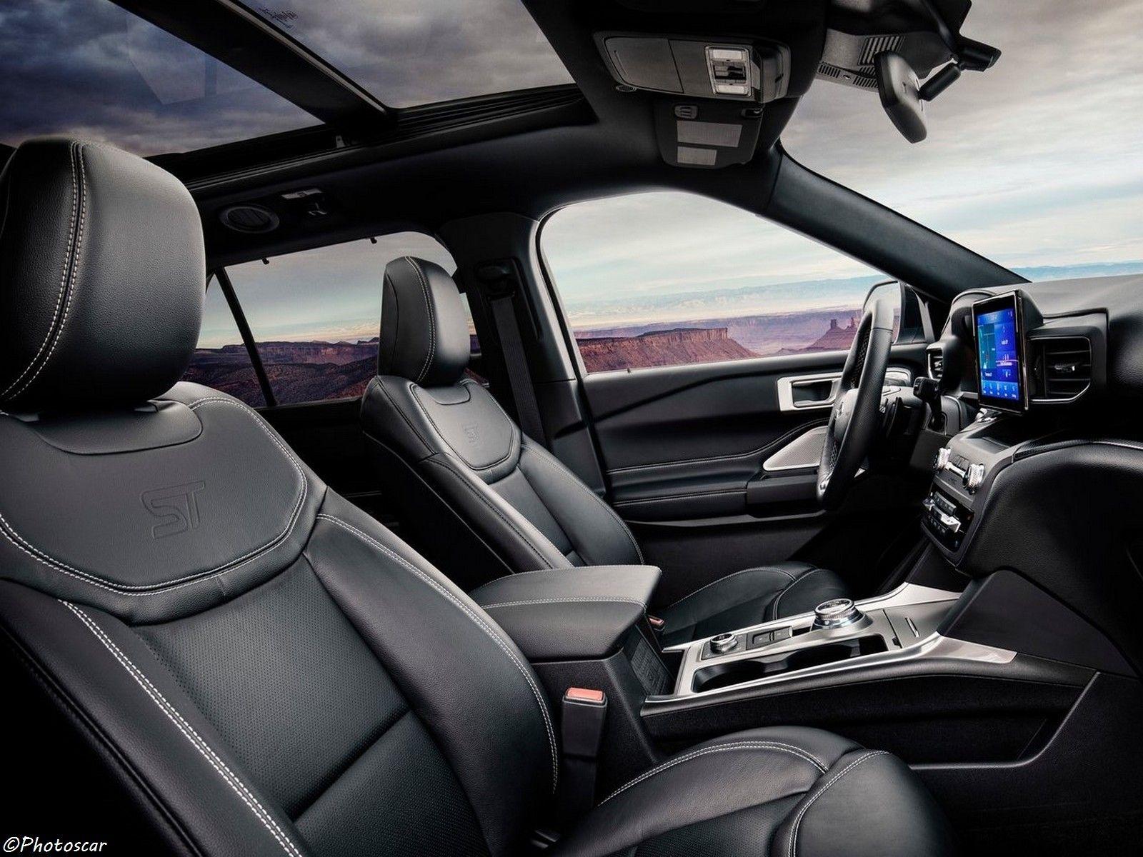 Ford Explorer ST 2020 Le SUV le plus puissant jamais