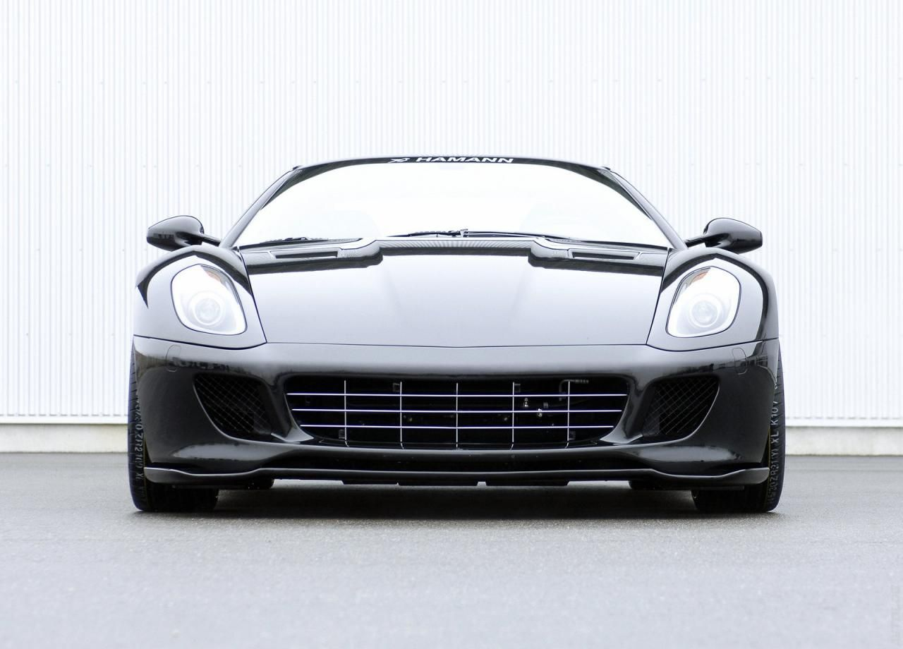 2007 Hamann Ferrari 599 GTB Fiorano (With images ...