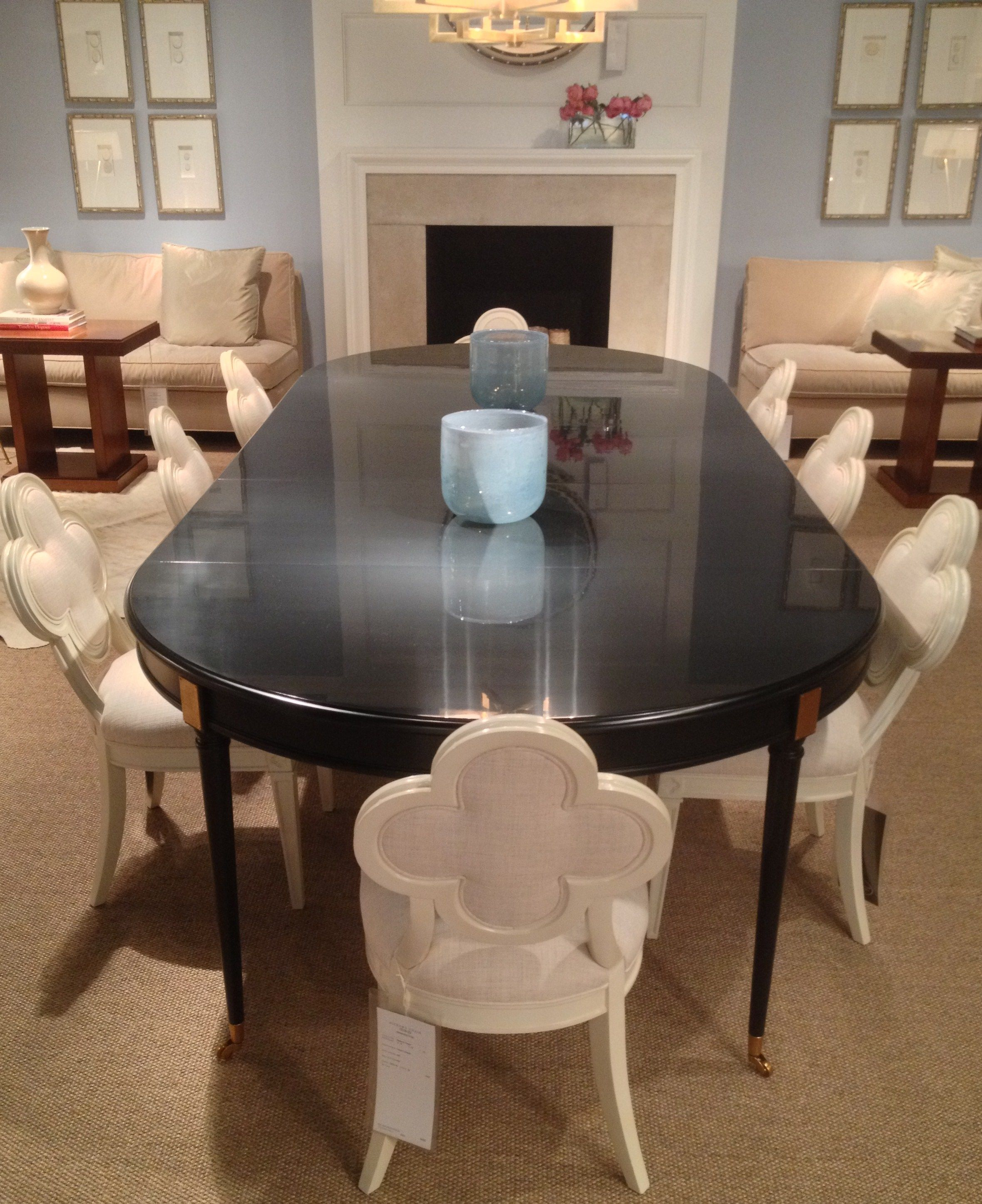 Hickory Chair Dining Room Sets  Httpfmufpi  Pinterest Glamorous Hickory Dining Room Sets Inspiration