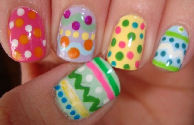 1000+ images about nail art easter on Pinterest