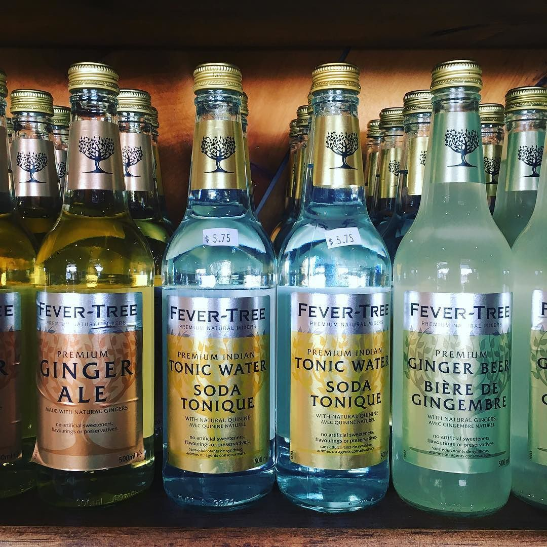 One of our hottest sellers in the market is FeverTree