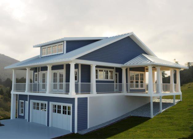 Duneside Cottage Bungalow Style House Plans Craftsman House Craftsman House Plans