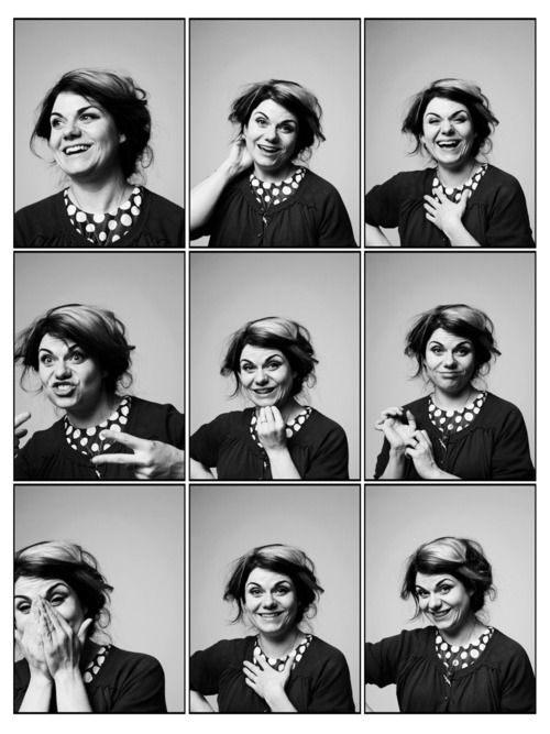 """Caitlin Moran, columnist and author of """"how to be a woman"""""""