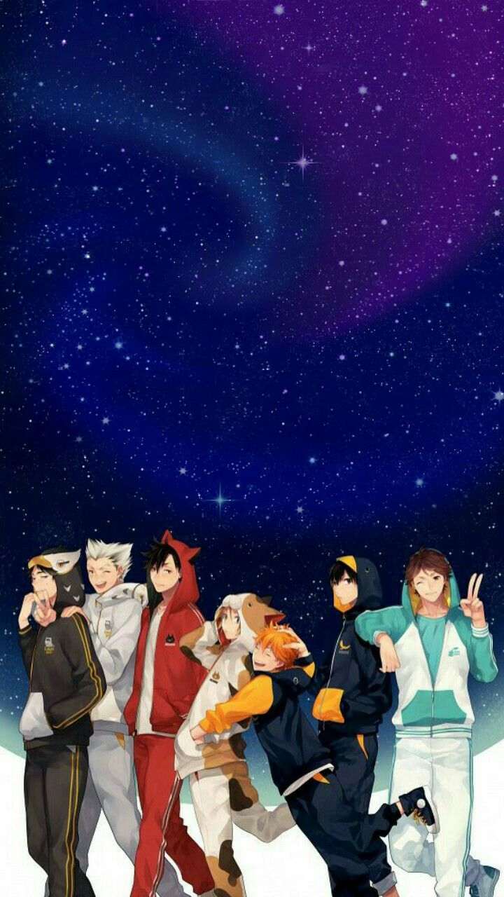 Get Anime Lock Screen Wallpaper Haikyuu Pictures