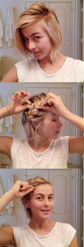 Einfache Frisuren für Frauen mit kurzen Haaren  Einfache Frisuren für Frauen mit kurzen Haaren  #einfache #frauen #frisuren #haaren #kurzen    This image has get 114 repins.    Author: Haare Stil #Einfache #Frauen #Frisuren #für #haaren #kurzen #mit #easyshorthairstyles