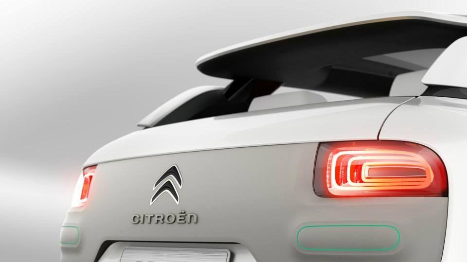 Citron Cactus Concept Car Frankfurt 2013 Cars Detail
