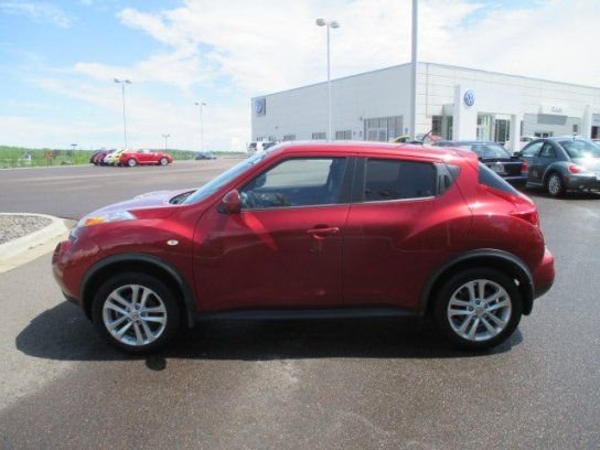 Used 2011 Nissan Juke SV for sale in Duluth, MN 55811 - Kelley Blue Book