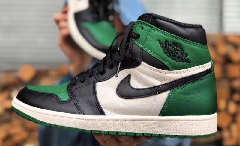 Air Jordan 1 Retro High Og Pine Green Air Jordans Jordan 1