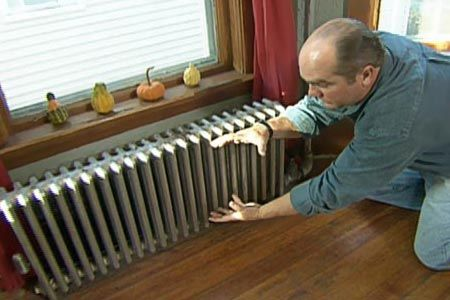 How To Quiet A Banging Steam Radiator Steam Radiators Home Radiators Old Radiators