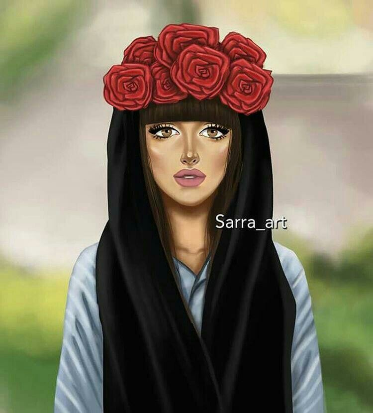 Pin By Shahd Esam On Dream Girly Art Cute Girl Drawing Sarra Art