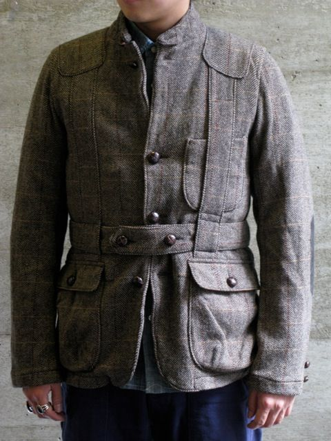 What became of the Norfolk Jacket? You look online to find ones for sale, they do not exist.