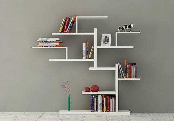 l 39 tag re murale design 82 id es originales etagere pinterest etagere. Black Bedroom Furniture Sets. Home Design Ideas