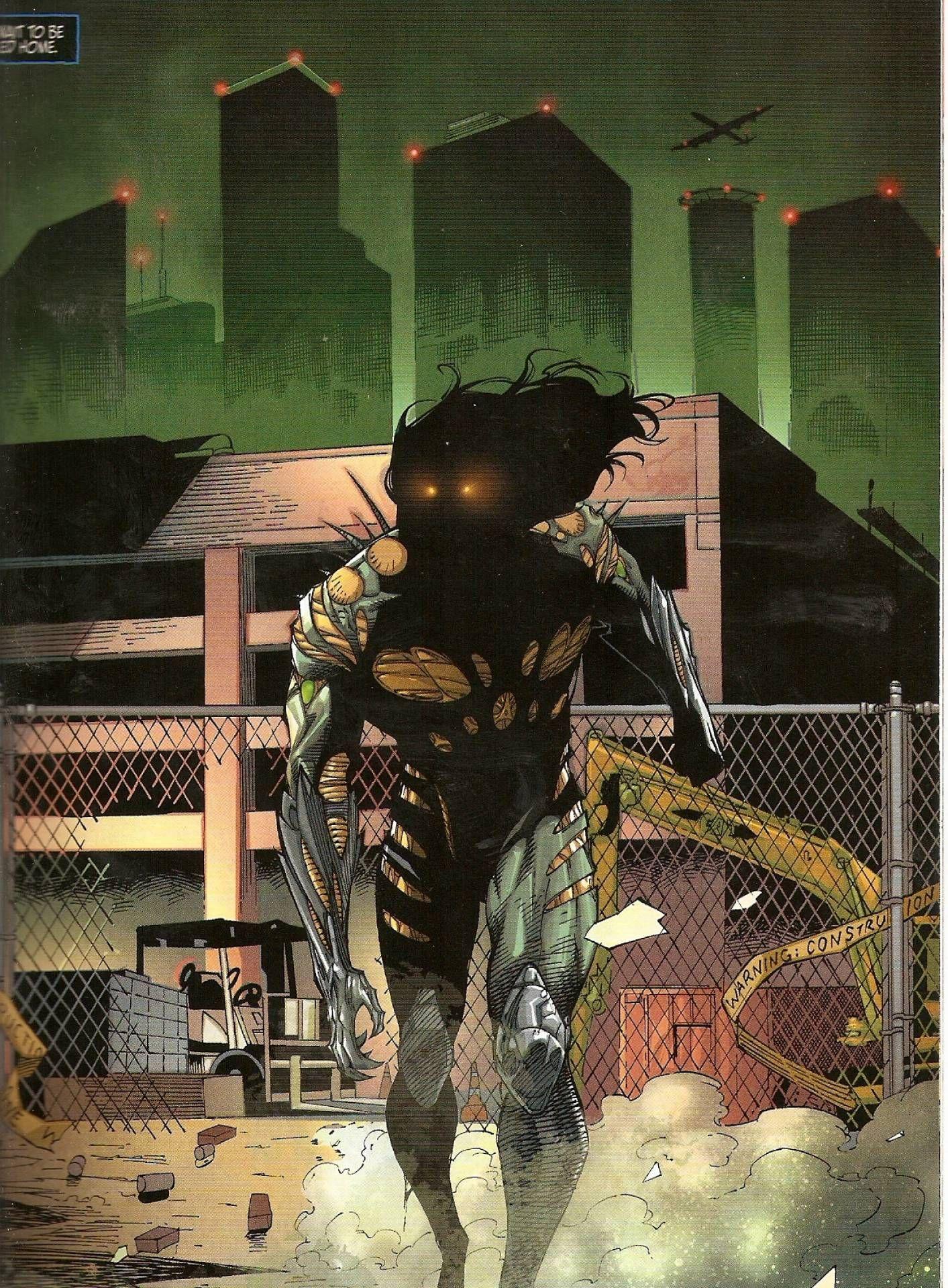 Jackie Estacado Screenshots And - Comic