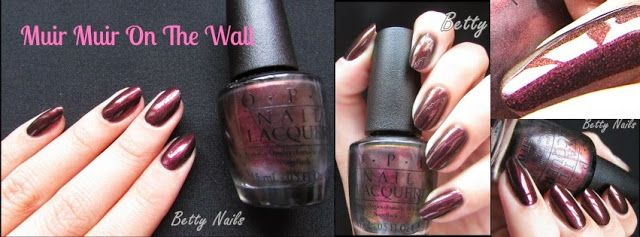opi san francisco http://betty-nails.blogspot.pt/2013/11/opi-san-francisco-collection-swatches.html