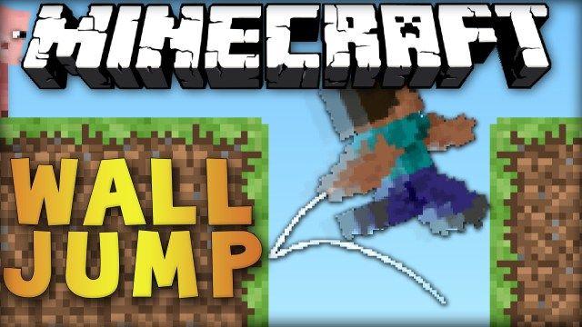 Wall Jump Mod For Minecraft 1 8 1 7 10 Filmy