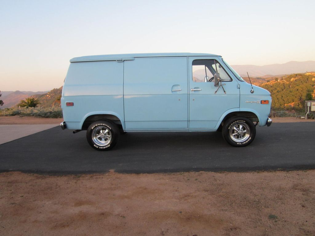 chevrolet g20 van shorty vans gm pinterest chevrolet vans and chevy vans. Black Bedroom Furniture Sets. Home Design Ideas