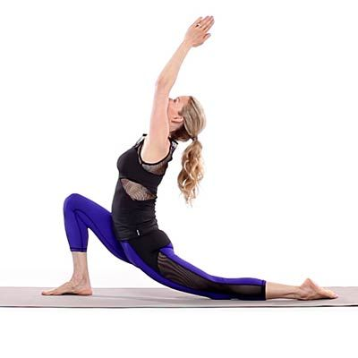 how to do a perfect sun salutation  workout pilates
