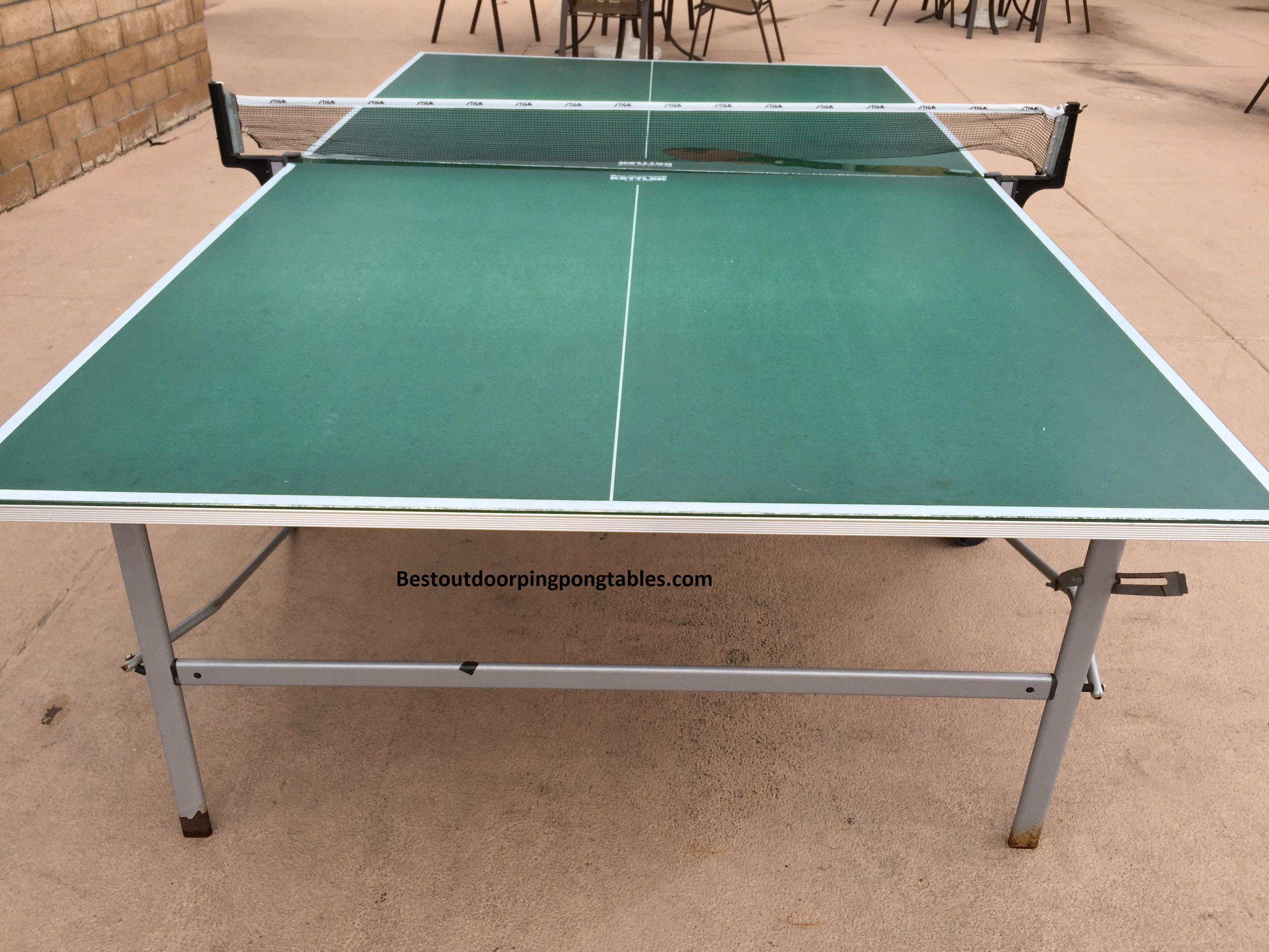 Kettler Stockholm Outdoor Outdoor Pingpong Tabletennis Kettler Weatherproof Outdoor Ping Pong Table Ping Pong Table Ping Pong
