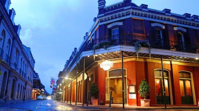 You'll Never Forget Your Visit To The Most Haunted Restaurant In Louisiana