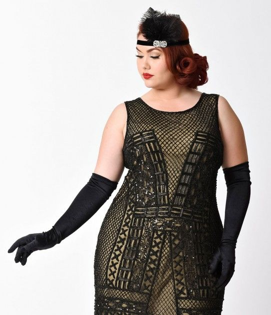 Plus size gothic nude sorry