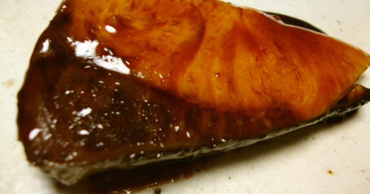 ブリ の 照り 焼き レシピ