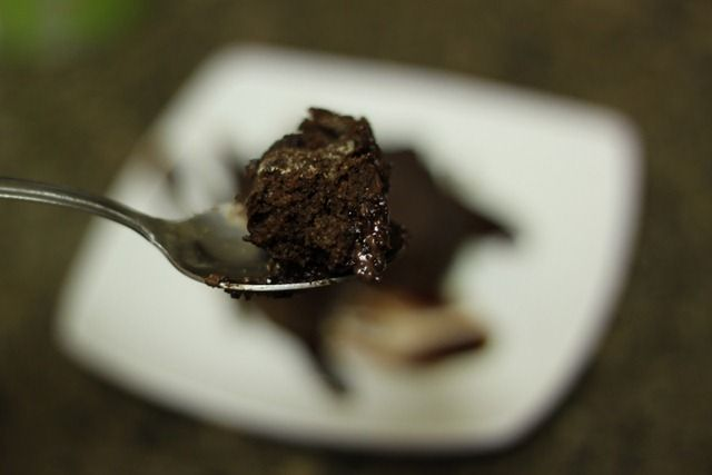 Chocolate mug cake #proteinmugcakes