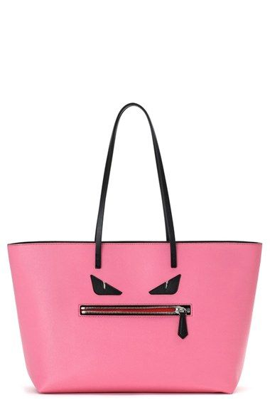 Fendi  Roll  Monster Tote available at  Nordstrom