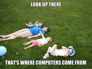 Career Memes Of The Week Cloud Computing Computer Memes Cloud Computing Memes