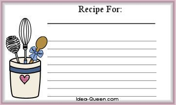 Kitchen  Smash Book    Recipe Cards Genealogy And