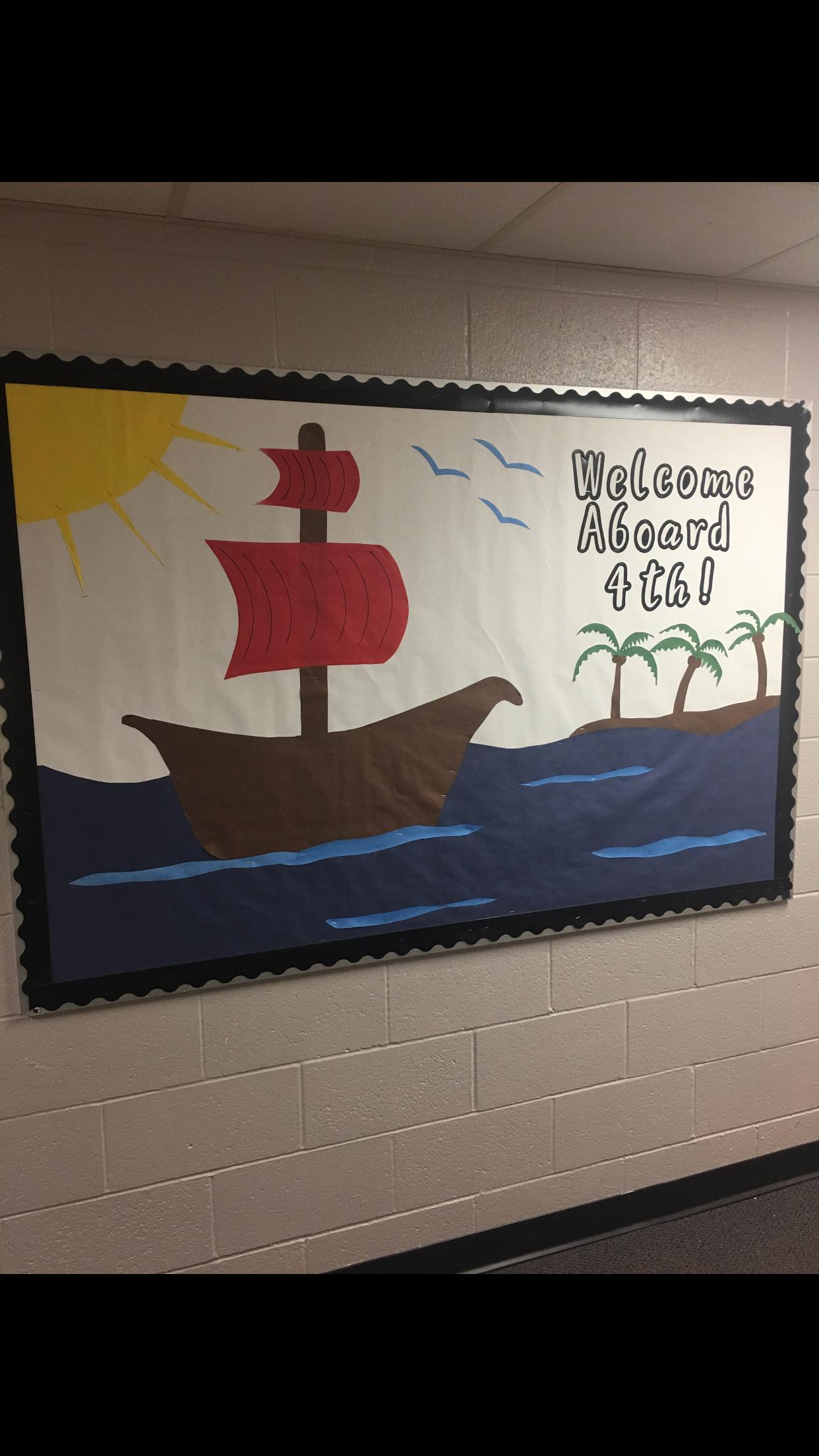 Nautical Bulletin Board