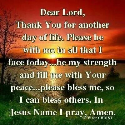 Thank You God Quotes For Another Day