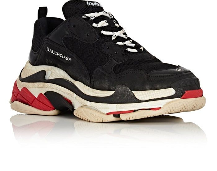 Barneys For Sneakers Order Available At Balenciaga Pre Triple S qxwnC8v