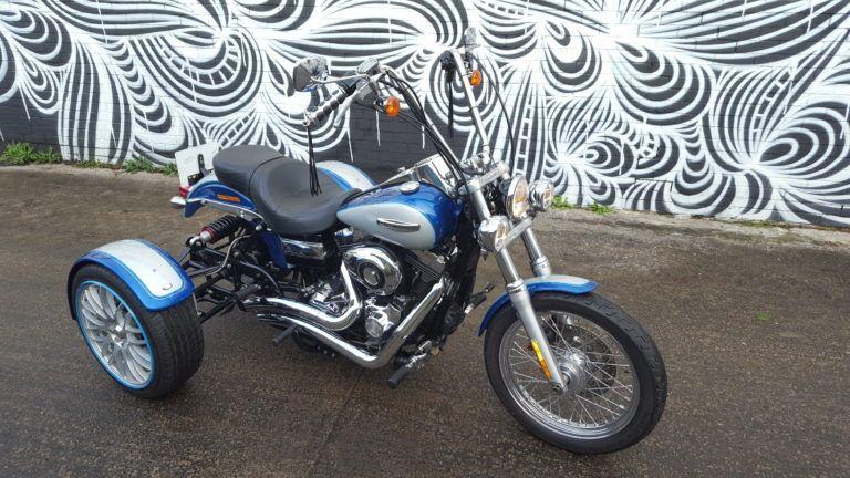 Custom built UK Trikes for sale Hanks Trike