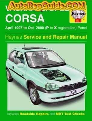 download free opel vauxhall corsa 1997 2000 workshop manual rh pinterest com Vauxhall Swindon Tigra Vauxhall Meriva
