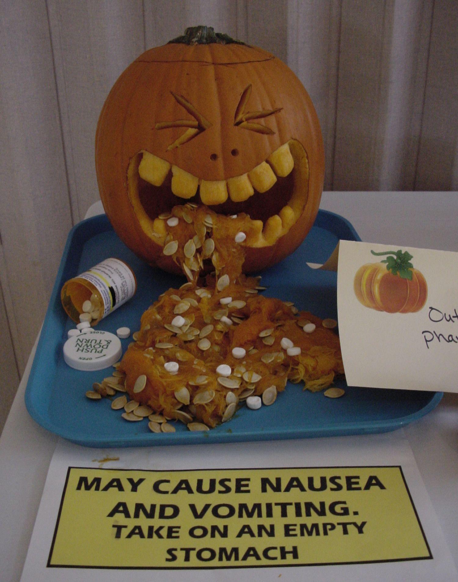 Sick Pumpkin Holidays Pinterest