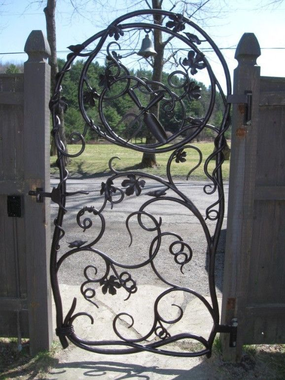 Ornamental Wrought Iron Gates Ornamental Iron Gates Iron Garden